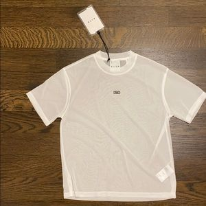 NWT Kith Maddy Sheer T-shirt